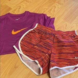 Other - Girls Nike outfit size medium